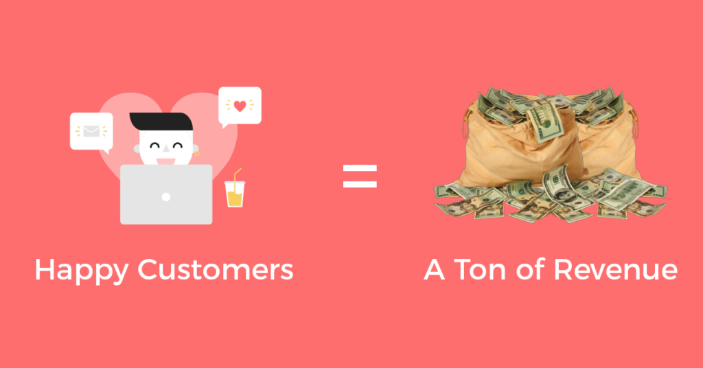 Happy Customers Generate A Ton Of Revenue - AARRR Funnel Created By Pallav Kaushish - Pallav.io