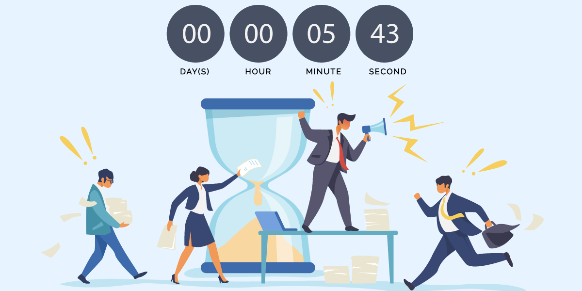 How to create urgency in marketing